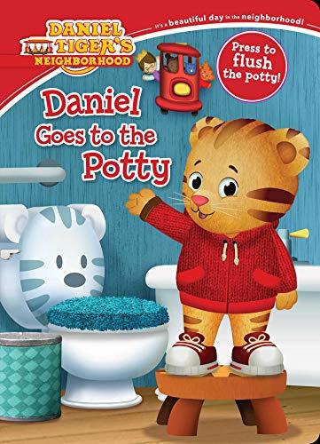 9781481420488: Daniel Goes to the Potty (Daniel Tiger's Neighborhood)