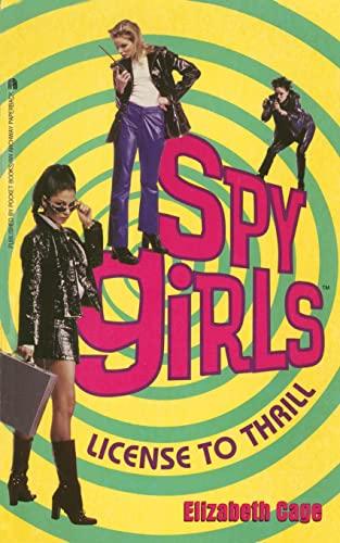 License to Thrill Spy Girls: Elizabeth Cage