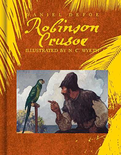 9781481421362: Robinson Crusoe
