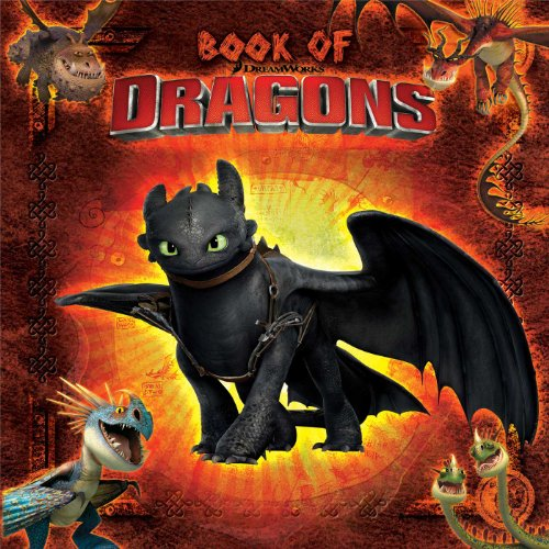 9781481421379: Book of Dragons (How to Train Your Dragon)
