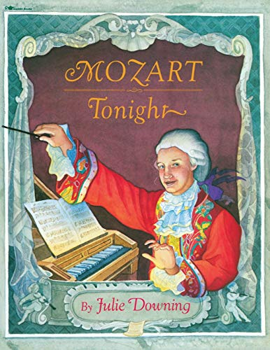 9781481421539: Mozart Tonight