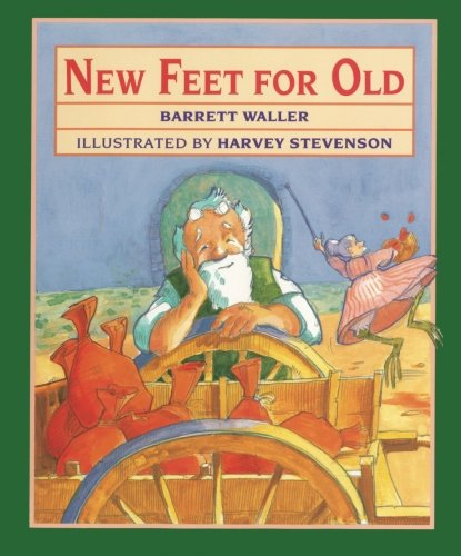 9781481421553: New Feet for Old