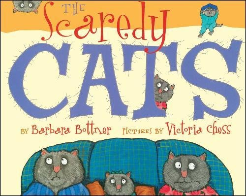 9781481421669: The Scaredy Cats