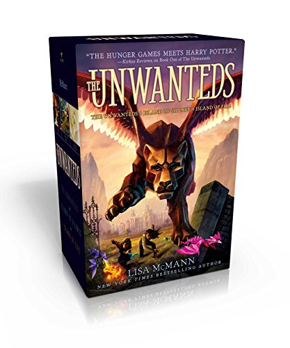 9781481421881: The Unwanteds: The Unwanteds; Island of Silence; Island of Fire