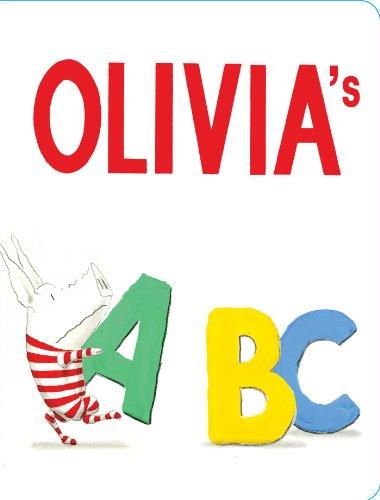9781481421928: Olivia's ABC