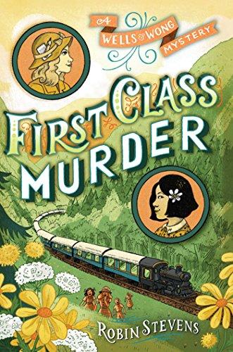 9781481422185: First Class Murder (A Wells & Wong Mystery)