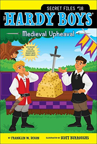 Medieval Upheaval (Hardy Boys: The Secret Files)