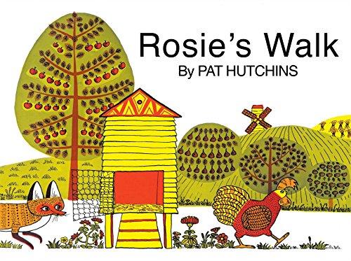 9781481422758: Rosie's Walk