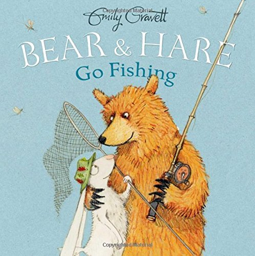 9781481422895: Bear & Hare Go Fishing