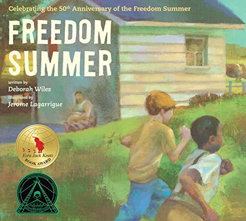 9781481422987: Freedom Summer: Celebrating the 50th Anniversary of the Freedom Summer