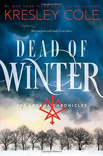 9781481423458: Dead of Winter (Arcana Chronicles)