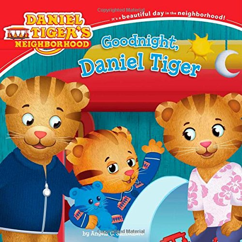 9781481423489: Goodnight, Daniel Tiger (Daniel Tiger's Neighborhood)