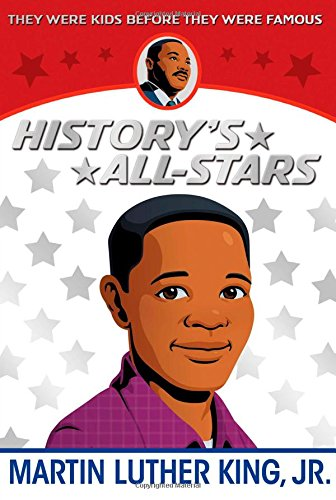 9781481424141: Martin Luther King Jr. (History's All-Stars)