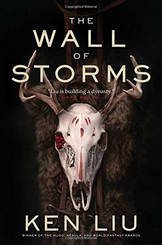 9781481424301: WALL OF STORMS (The Dandelion Dynasty)