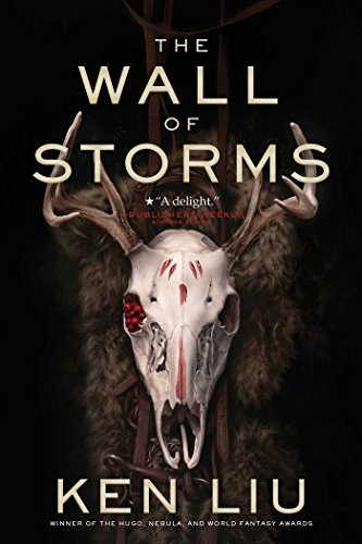 9781481424318: The Wall of Storms (Dandelion Dynasty)