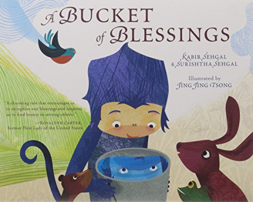 9781481425001: A Bucket of Blessings