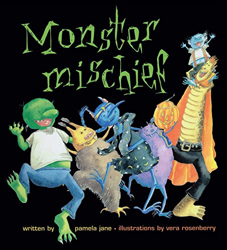 9781481425353: Monster Mischief