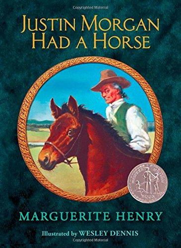 9781481425629: Justin Morgan Had a Horse