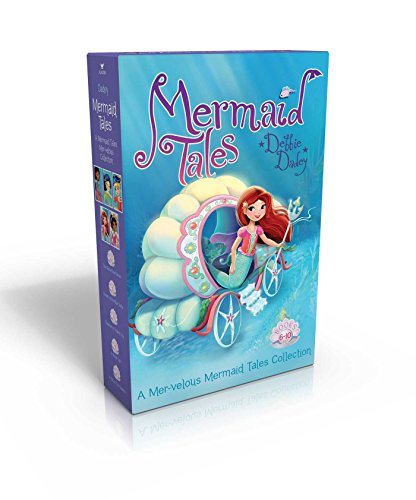9781481425667: A Mermaid Tales Mer-velous Collection Books 6-10: The Secret Sea Horse; Dream of the Blue Turtle; Treasure in Trident City; A Royal Tea; A Tale of Two Sisters