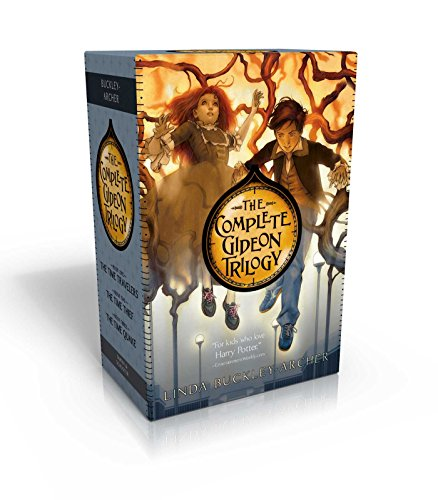 The Complete Gideon Trilogy: The Time Travelers; The Time Thief; The Time Quake