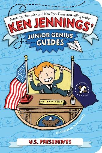 9781481426169: U.S. Presidents (Ken Jennings' Junior Genius Guides)