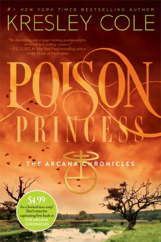 9781481426664: Poison Princess (The Arcana Chronicles)