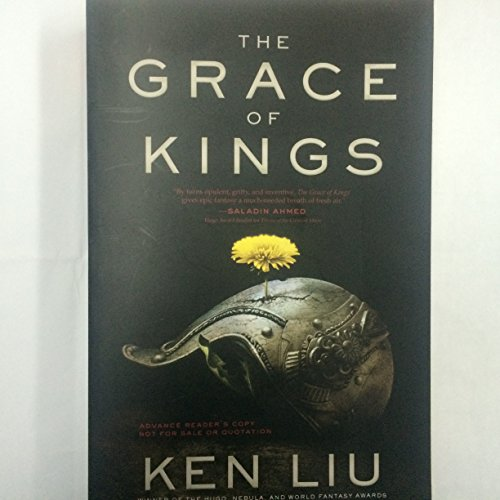 9781481427005: The Grace of Kings
