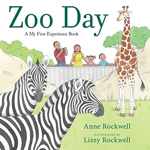 9781481427340: Zoo Day (A My First Experience Book)