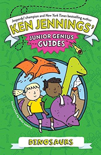 9781481429559: Dinosaurs (Ken Jennings' Junior Genius Guides)