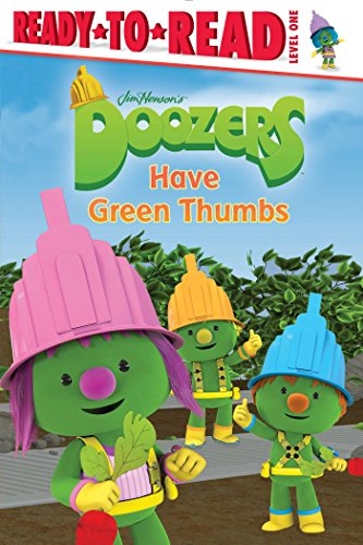 9781481432207: Doozers Have Green Thumbs