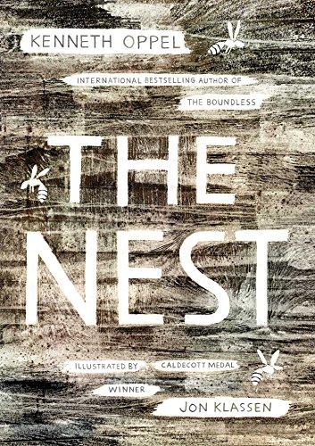 The Nest: Oppel, Kenneth