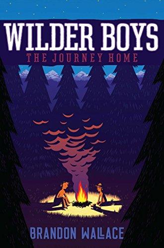 The Journey Home (Wilder Boys): Wallace, Brandon