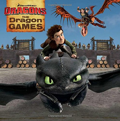 The Dragon Games (How to Train Your Dragon TV)