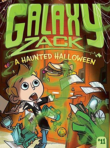 9781481434911: A Haunted Halloween (Galaxy Zack)