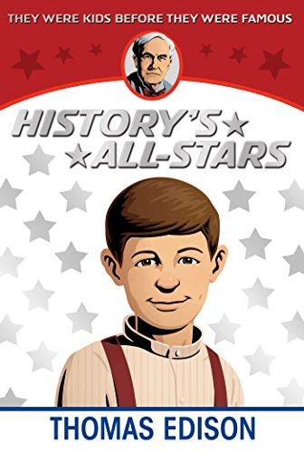 9781481435543: Thomas Edison (History's All-Stars)