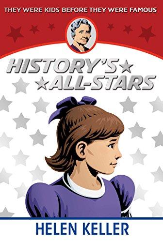 9781481435567: Helen Keller (History's All-Stars)