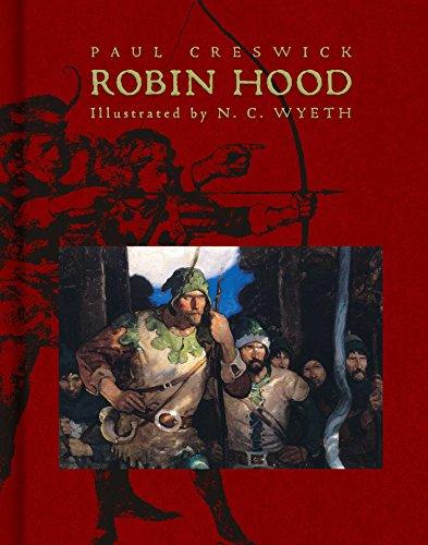 9781481435741: Robin Hood (Scribner Classics)