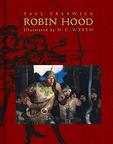 Robin Hood (Scribner Classics): Creswick, Paul