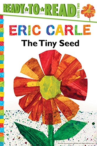The Tiny Seed (The World of Eric: Carle, Eric