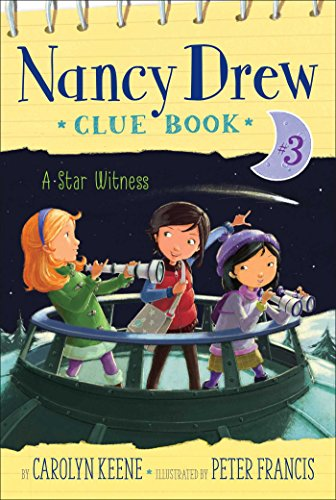 9781481437509: A Star Witness (Nancy Drew Clue Book)