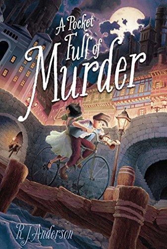 A Pocket Full of Murder: R. J. Anderson