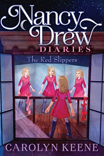9781481438148: The Red Slippers (Nancy Drew Diaries)