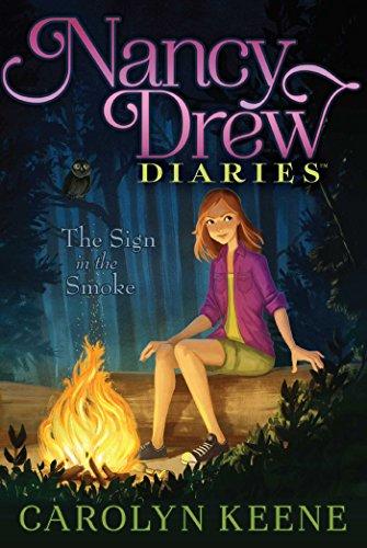9781481438162: The Sign in the Smoke (Nancy Drew Diaries)