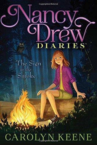9781481438179: The Sign in the Smoke (Nancy Drew Diaries)