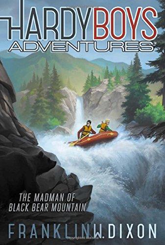 9781481438810: The Madman of Black Bear Mountain (Hardy Boys Adventures)