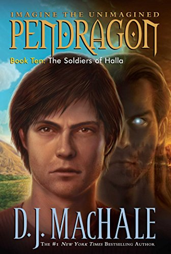 9781481438995: The Soldiers of Halla (Pendragon)