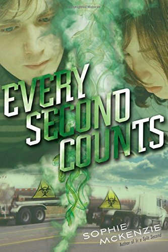 Every Second Counts: Sophie McKenzie