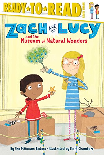 9781481439350: Zach and Lucy and the Museum of Natural Wonders