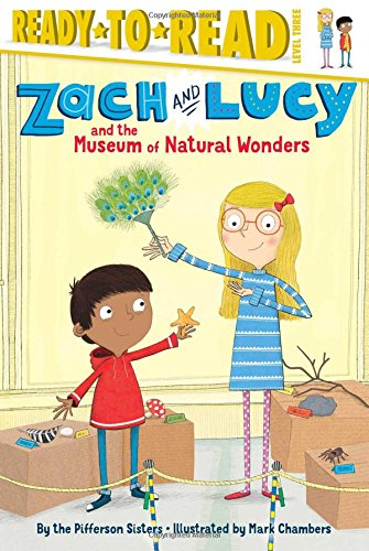 9781481439367: Zach and Lucy and the Museum of Natural Wonders