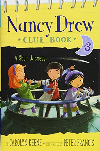 9781481439985: A Star Witness (Nancy Drew Clue Book)